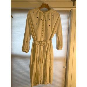 Steven Alan boho desert dress